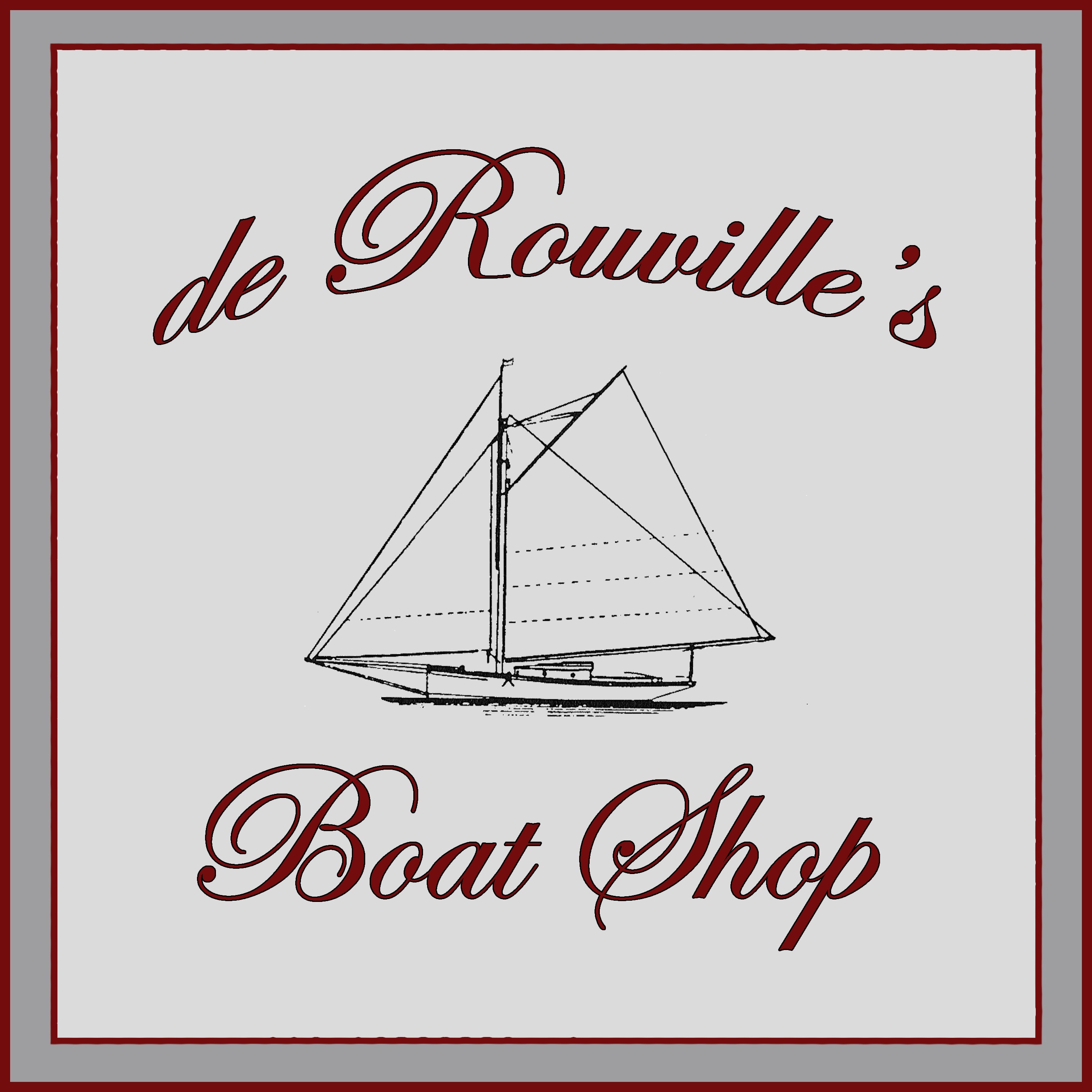 Click here for de Rouville's Boat Shop!